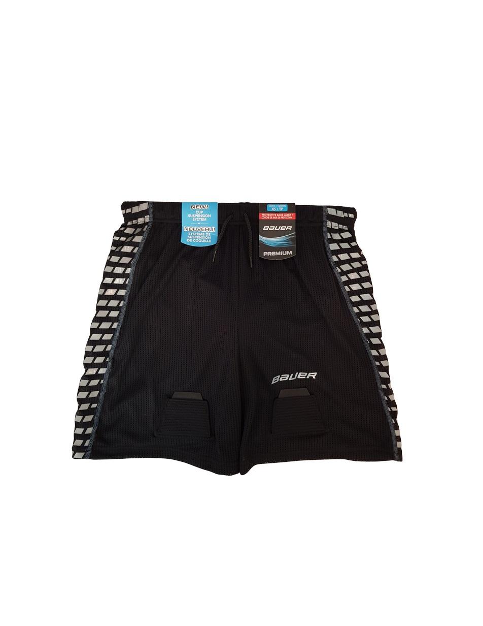 0ad23ebd8b2 Bauer Premium Mesh Adult Jock Shorts