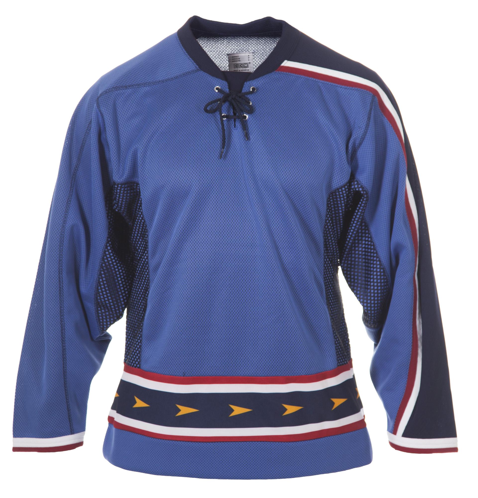 atlanta thrashers practice jersey