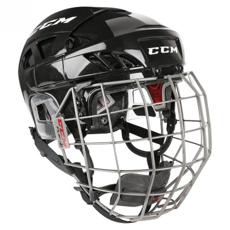 ff048436b11 CCM Fitlite 80 Hockey Helmet Combo