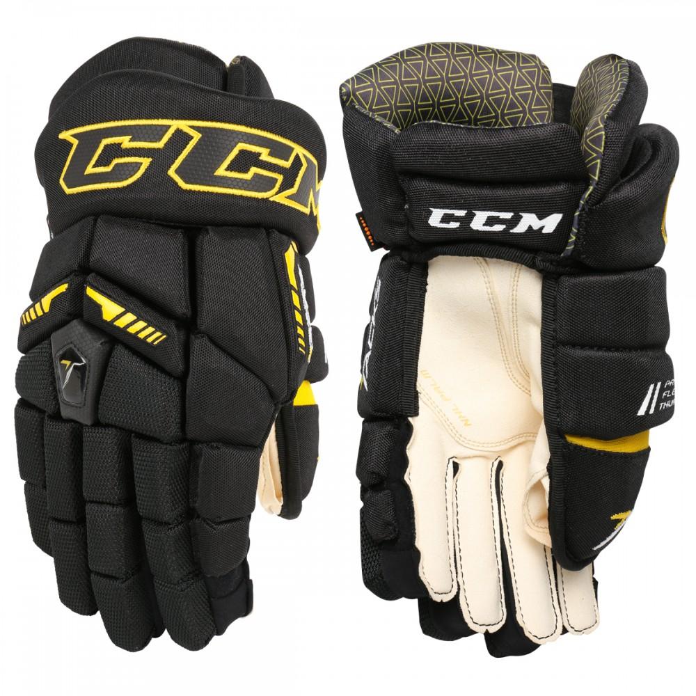 83f7561dafa CCM Ultra Tacks Senior Ice Hockey Gloves