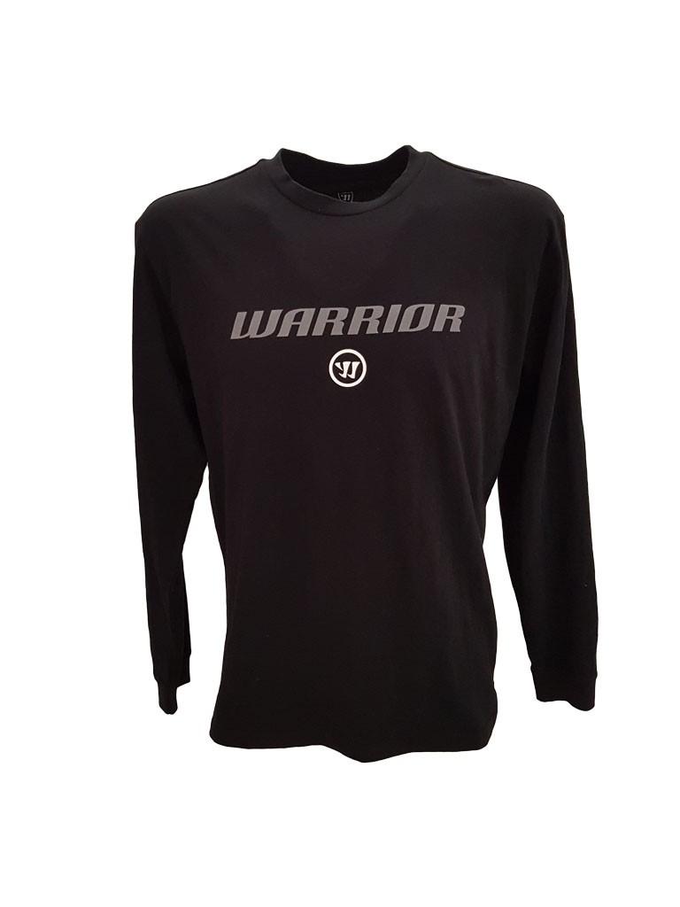 WARRIOR LS Logo Senior Long Sleeve Shirt
