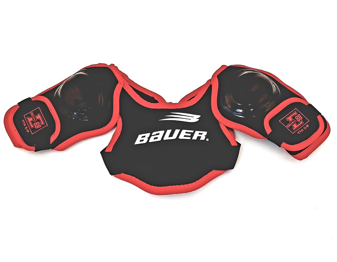 Bauer Impact P88 Youth Shoulder Pads