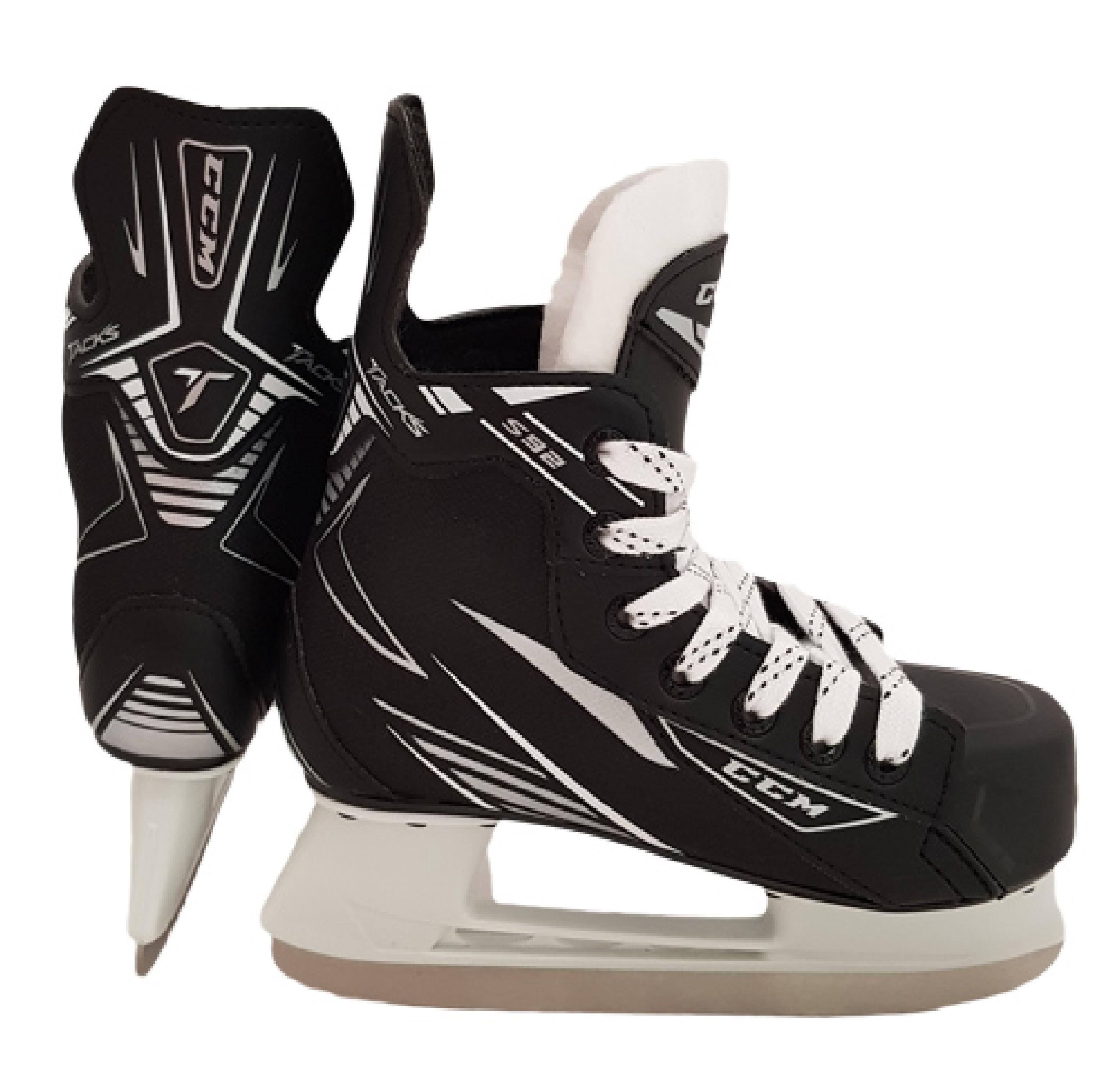 CCM Tacks S92 Youth Ice Hockey Skates