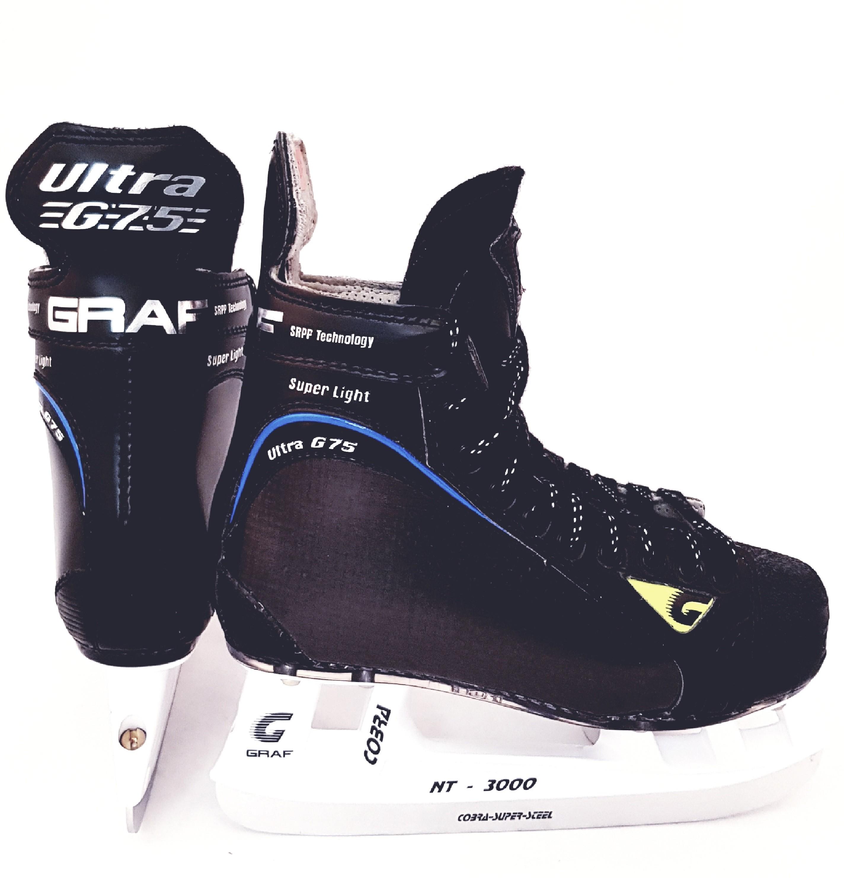 Graf Ultra G75 Junior Ice Hockey Skates