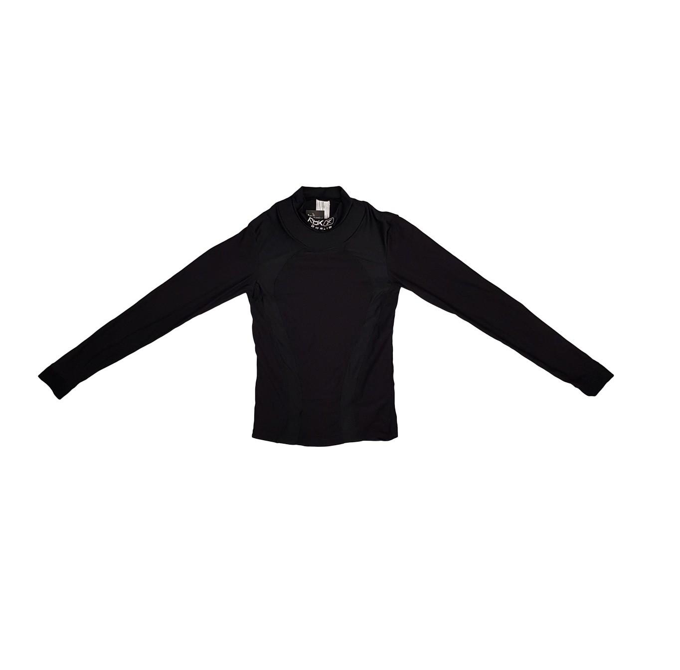 RBK Goalie Junior Underwear Compression Padded Shirt