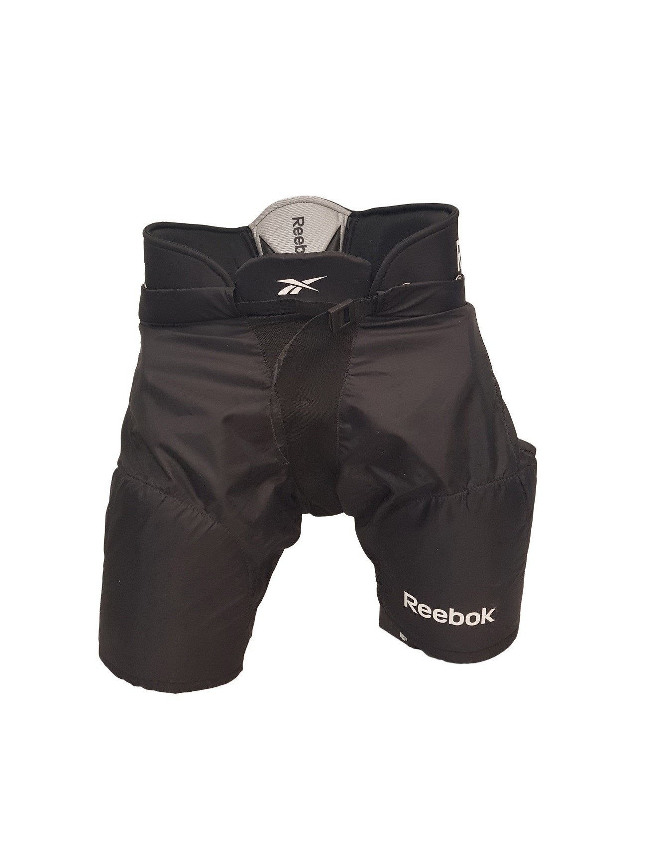 Reebok Silver Junior Ice Hockey Pants