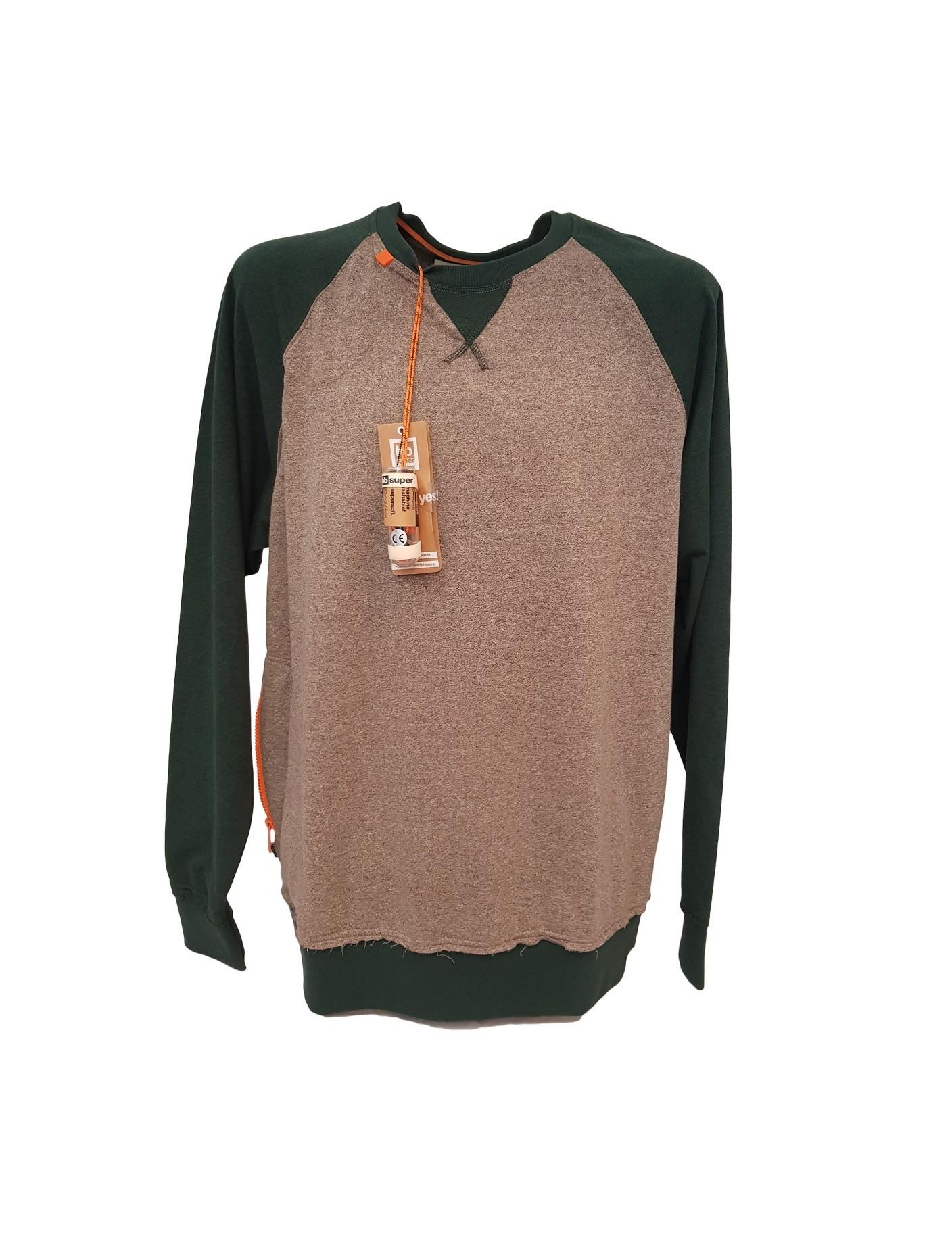 HOODIE BUDDIE Senior Pullover Sweatshirt #1