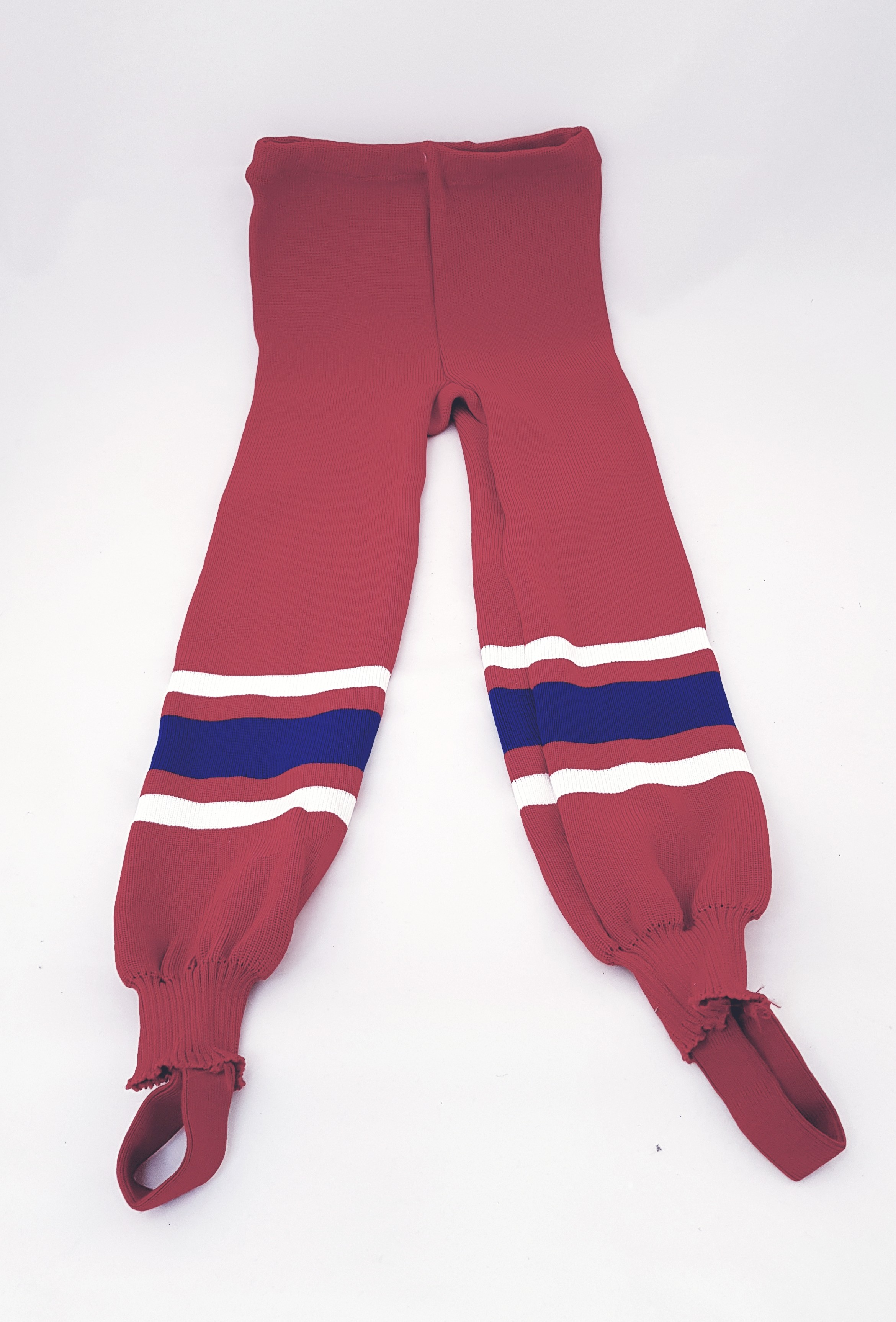 HOKEJAM.LV Knit Intermediate Hockey Sock Pants#002