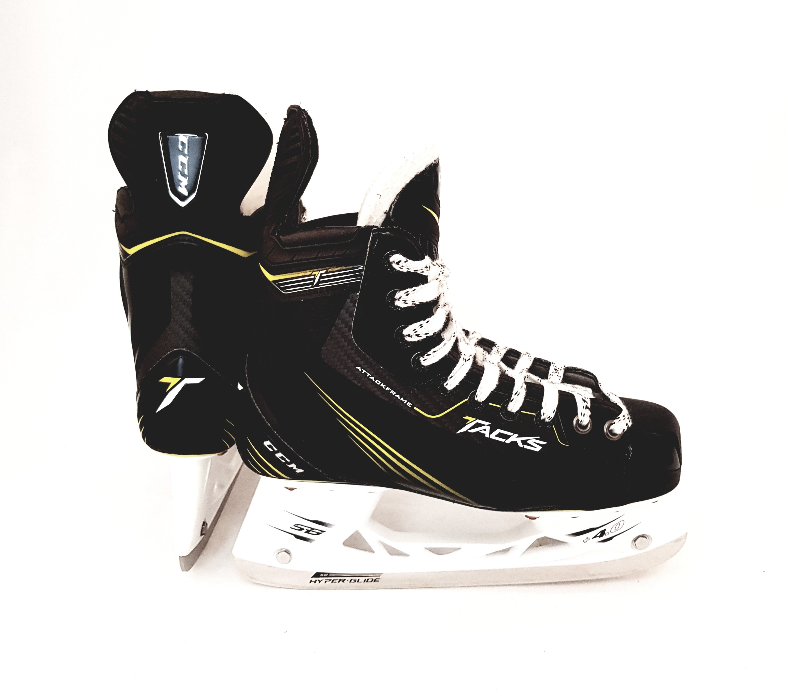 Demo CCM Tacks Junior Ice Hockey Skates