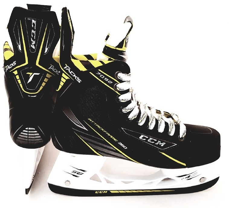 CCM Tacks 7092 Senior Ice Hockey Skates