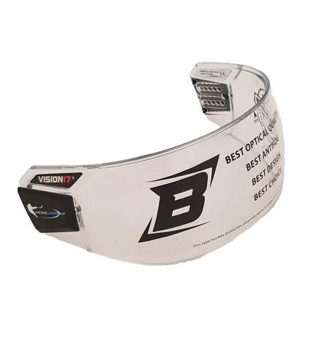 HOKEJAM.LV Hockey Helmet Visor