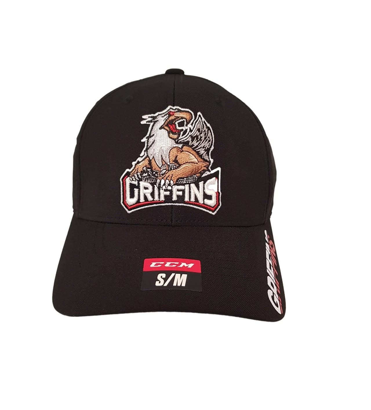CCM Griffins Adult Flex Fit Cap