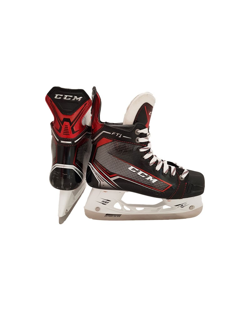 Demo CCM Jetspeed FT1 Junior Ice Hockey Skates