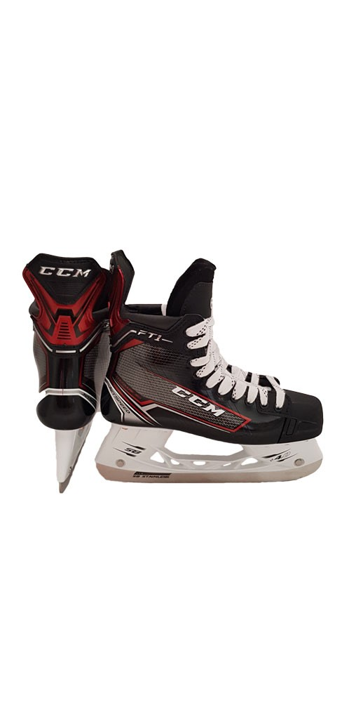 CCM Jetspeed FT1 PRO STOCK Senior Ice Hockey Skates