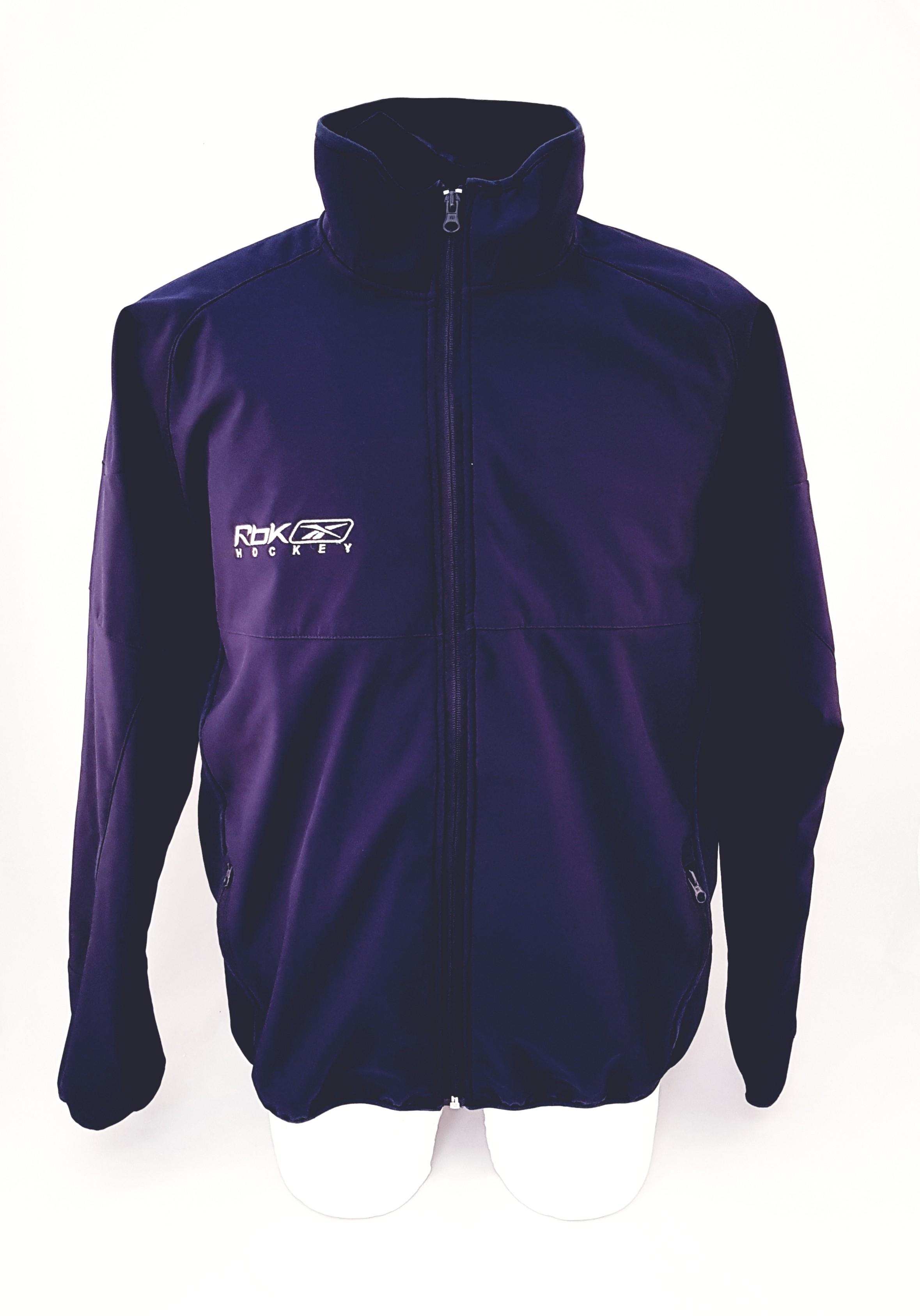 RBK Hockey Adult Workout Jacket