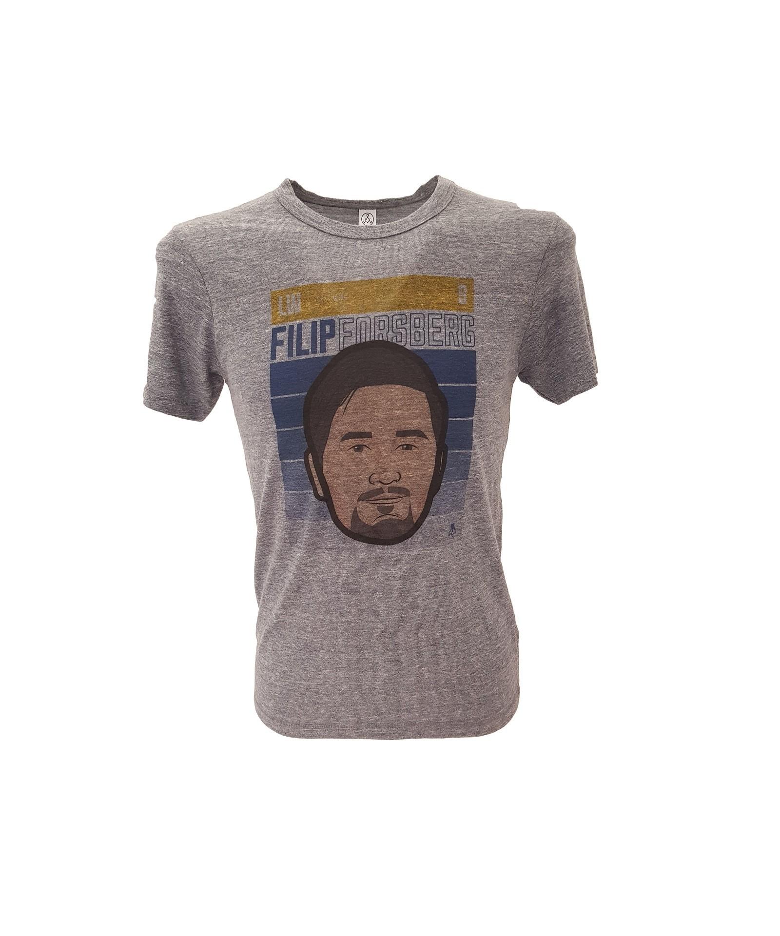 500 LEVEL Filip Forsberg Adult T-Shirt