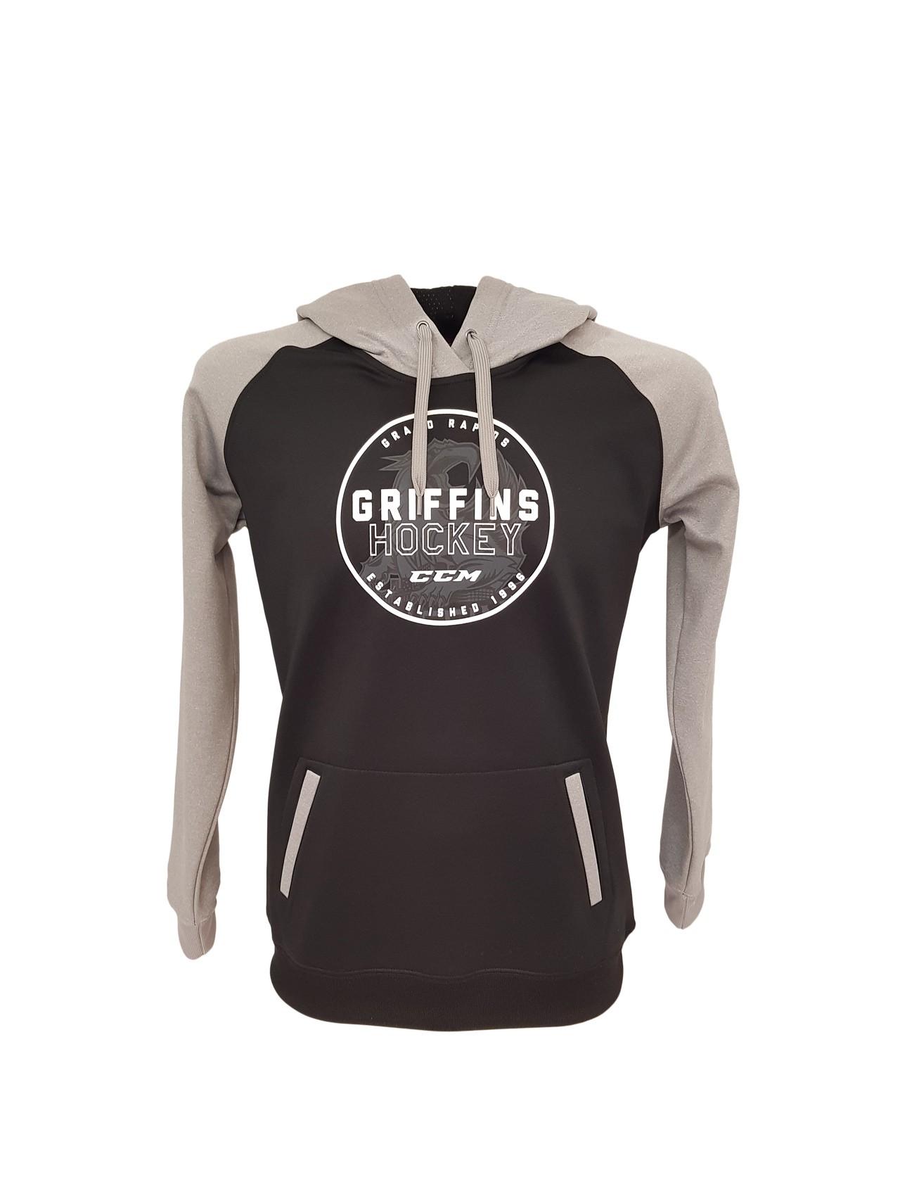 CCM Griffins Hockey Women Pullover Hoodie