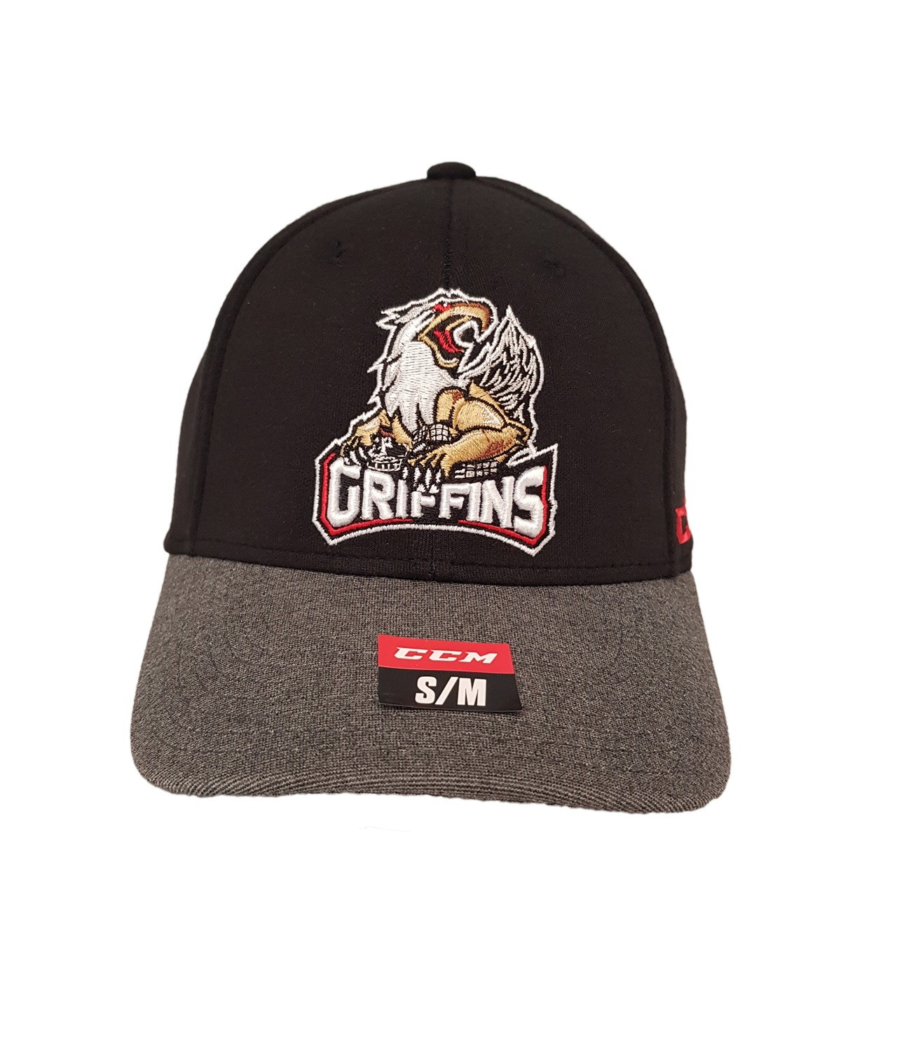 CCM Griffins Adult Structured Flex Cap