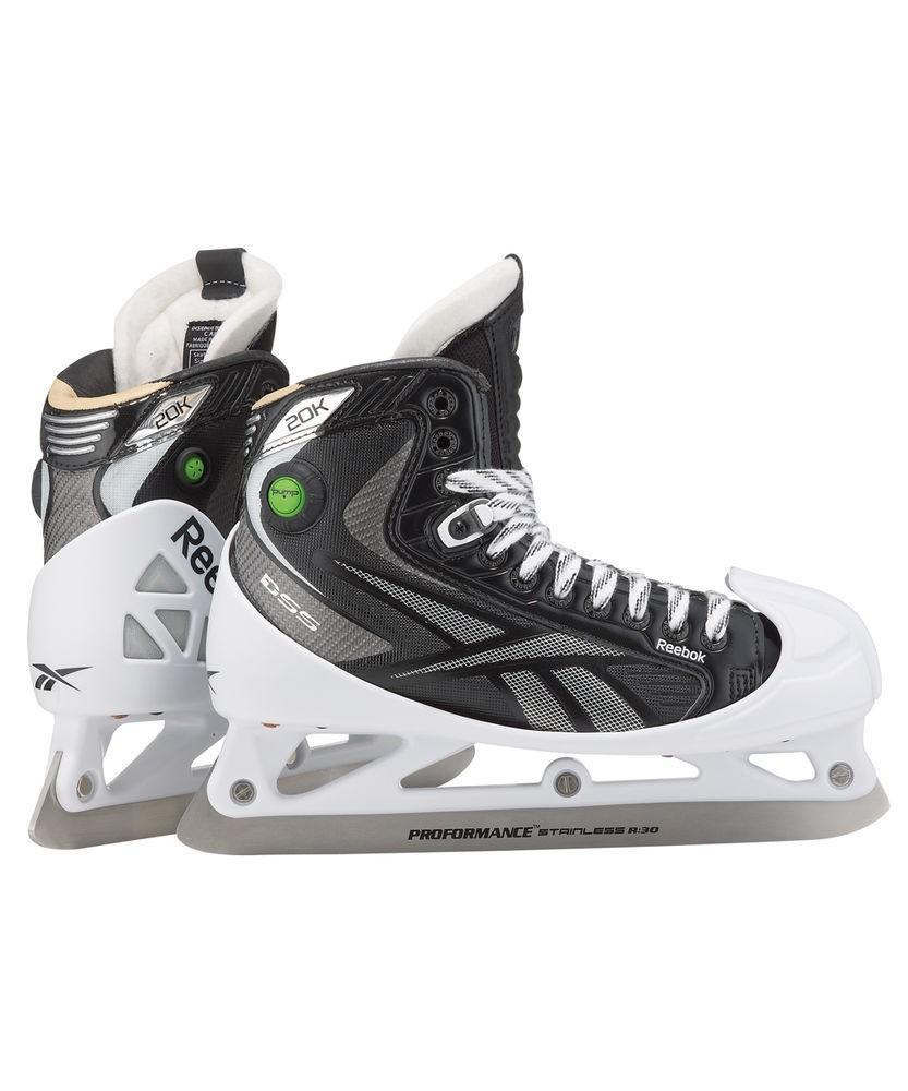Reebok 20K PUMP Senior Goalie Skates