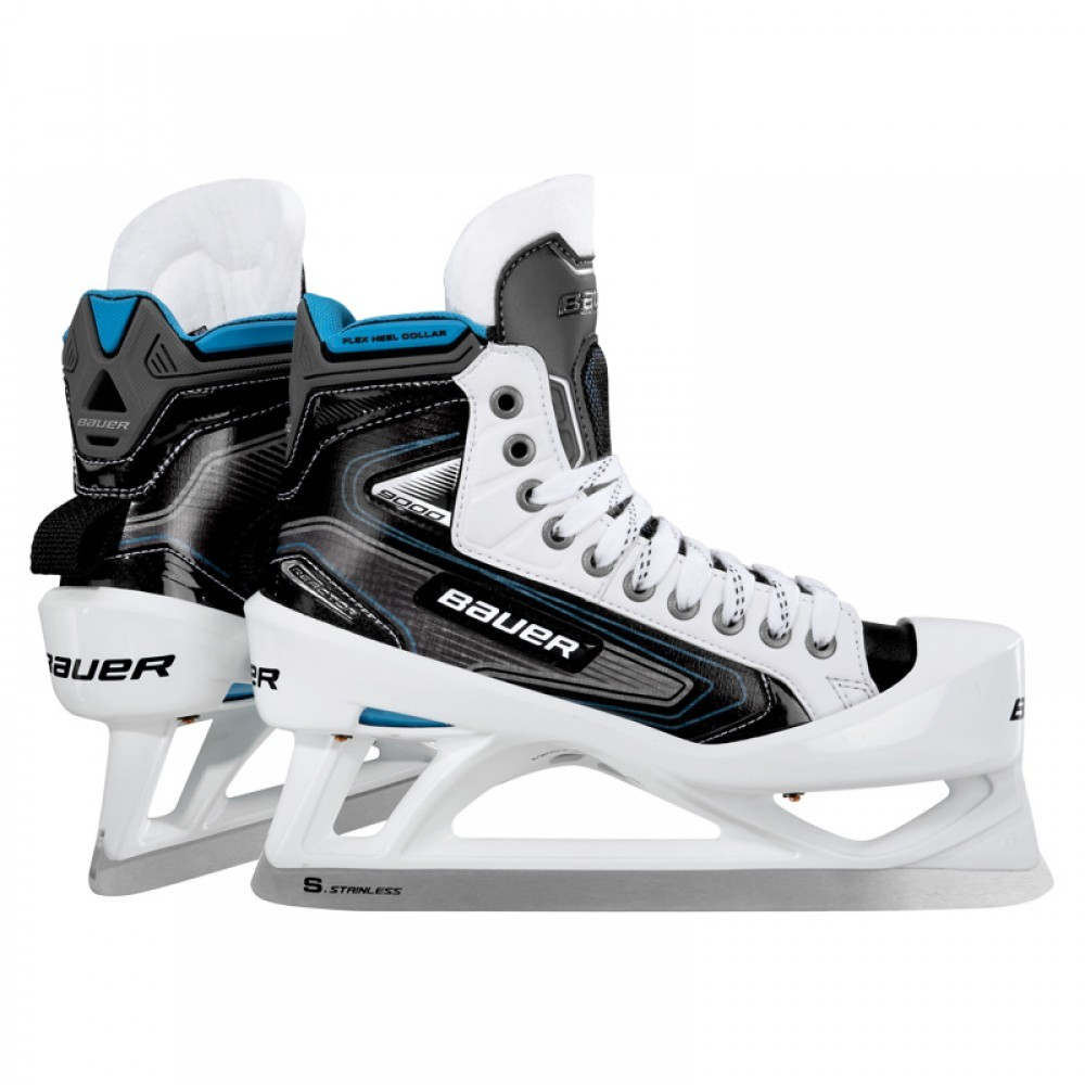 Bauer Reactor 9000 Senior Goalie Skates