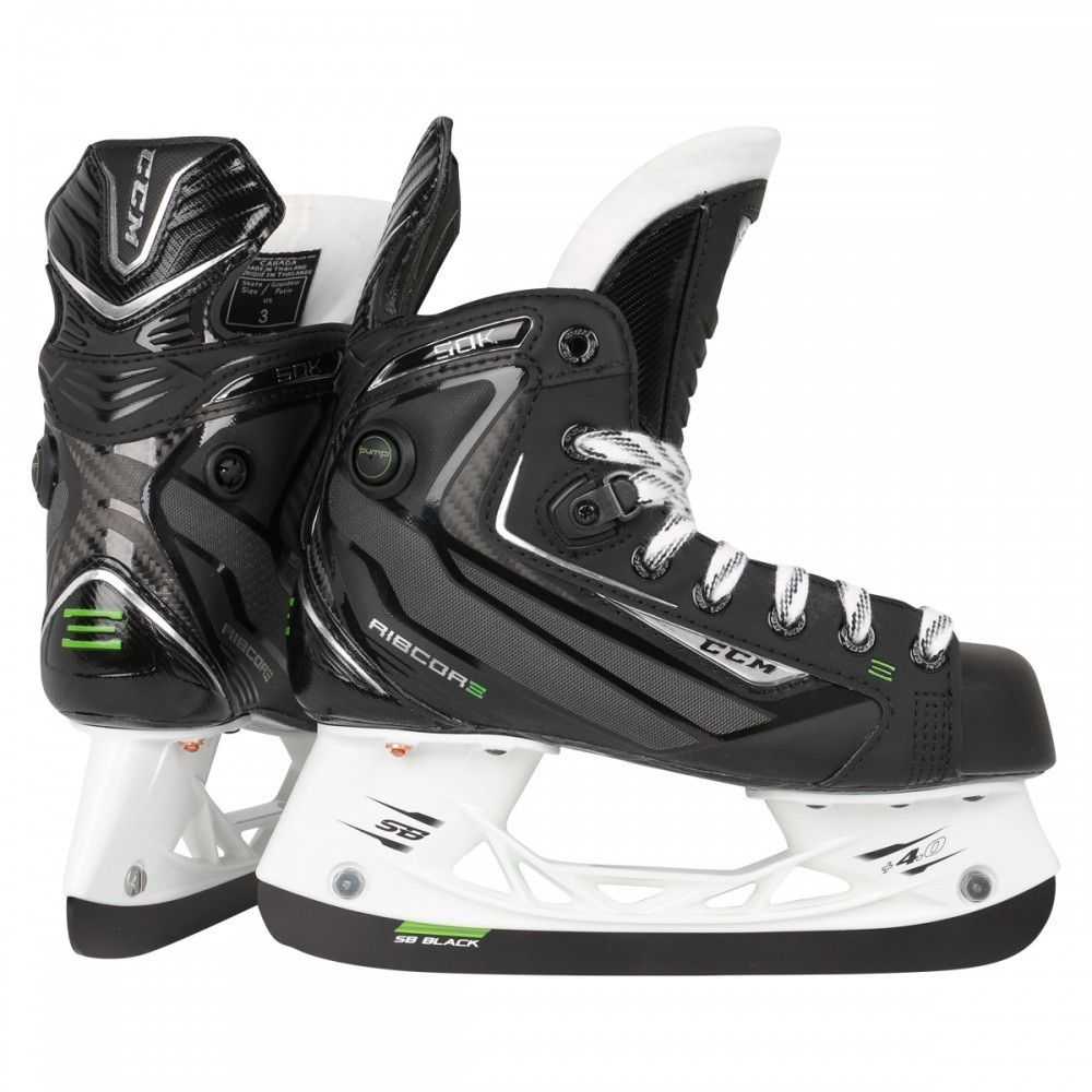 CCM Ribcor 50K PUMP Senior Ice Hockey Skates