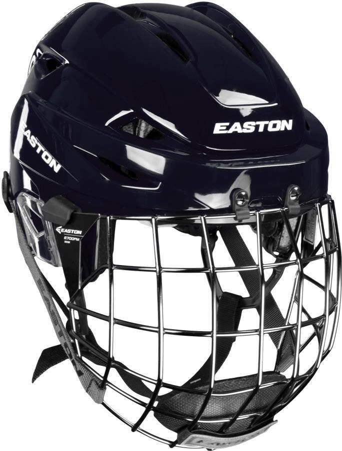Easton E600 Hockey Helmet Combo