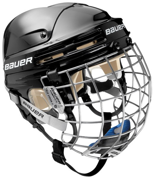 Bauer 4500 Hockey Helmet Combo