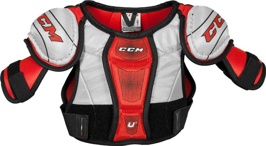 CCM U+Top Prospect Youth Shoulder Pads