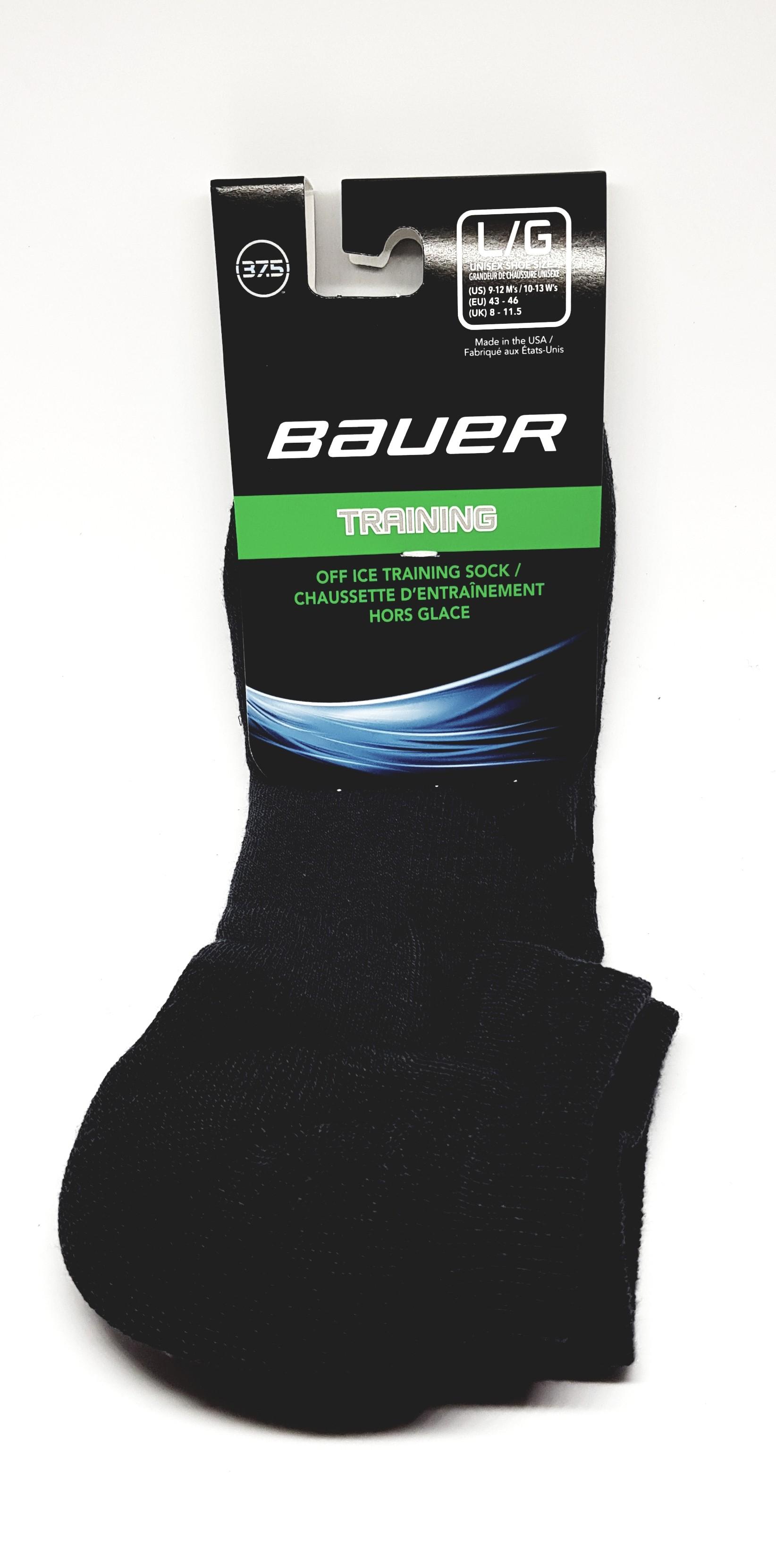 Bauer Training Low Cut Socks