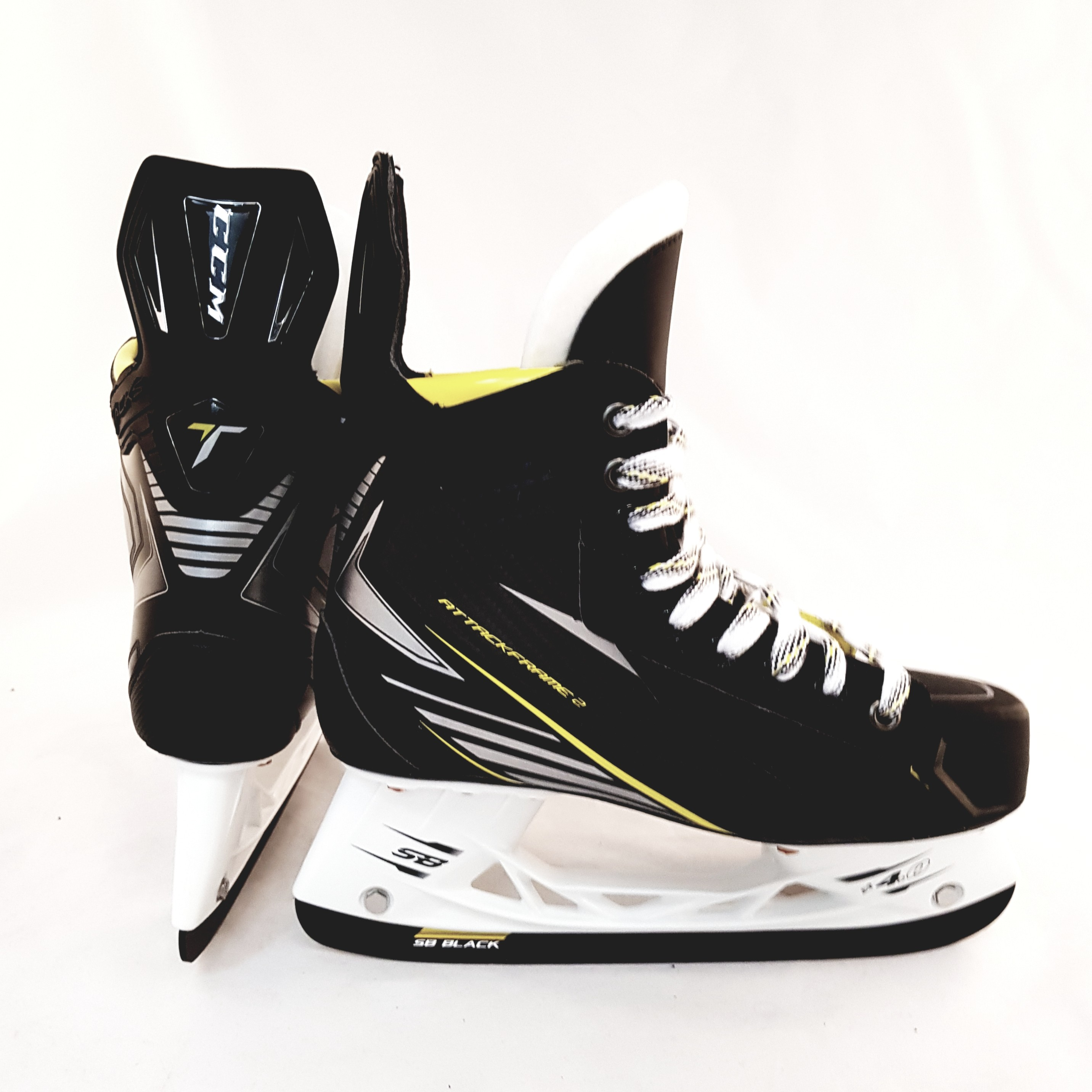 Demo CCM Ultra Tacks Senior Ice Hockey Skates