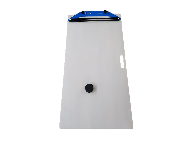 HOKEJAM.LV Off Ice Training Synthetic Ice + Passer 120cm X 60cm