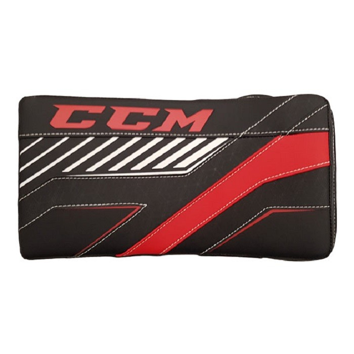 CCM Axis 1.9 Intermediate Goalie Blocker