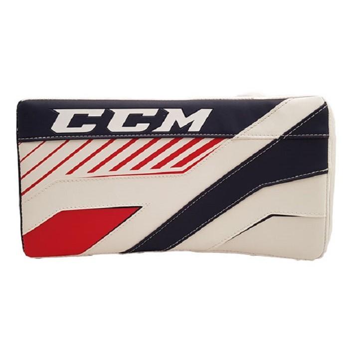CCM Axis 1.5 Junior Goalie Blocker