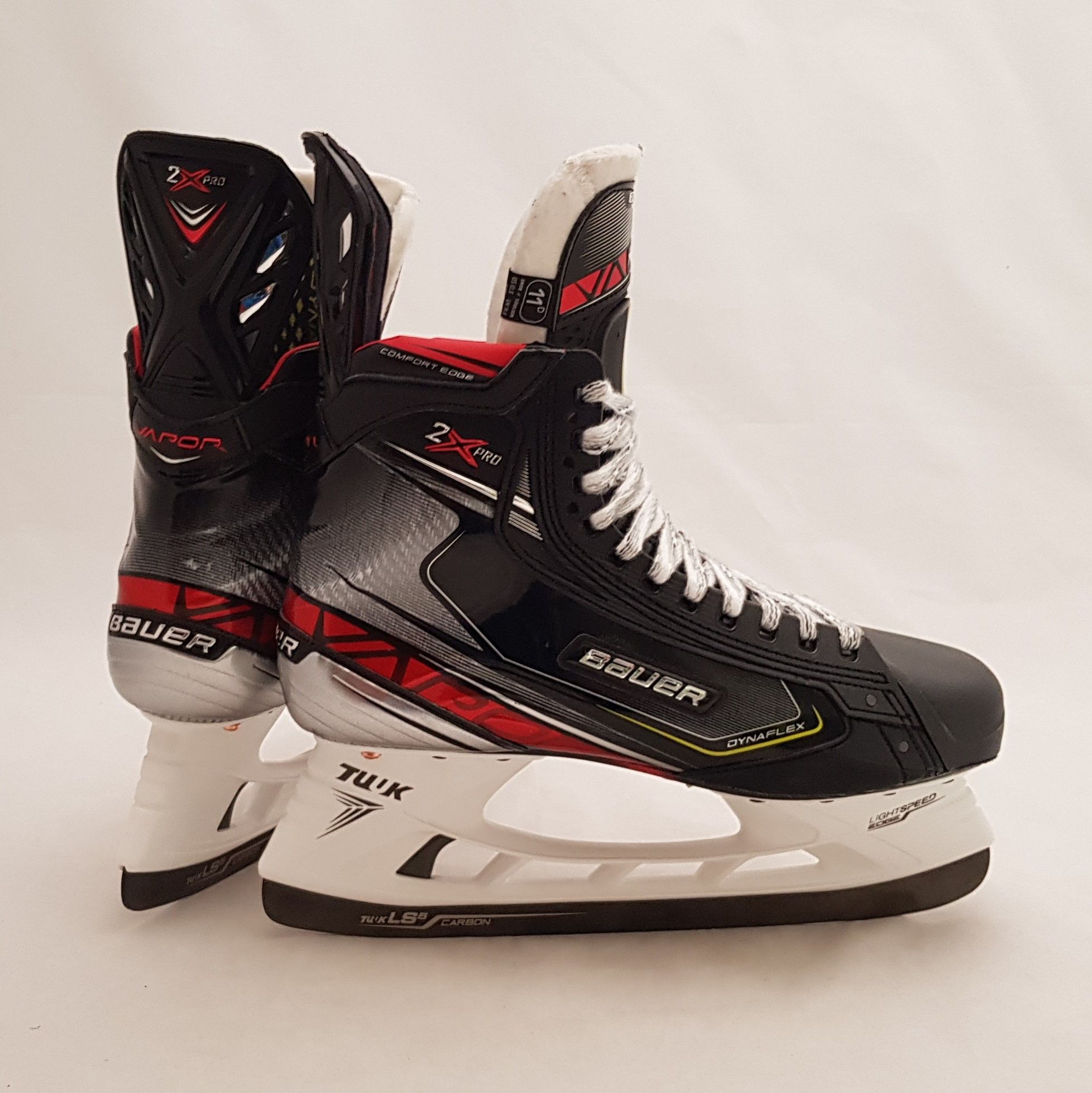 Demo BAUER Vapor 2X Pro S19 Junior Ice Hockey Skates