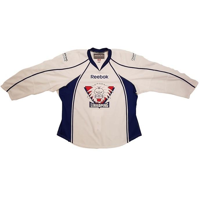 REEBOK Linkoping Champions Hockey League Senior Authentic Jersey