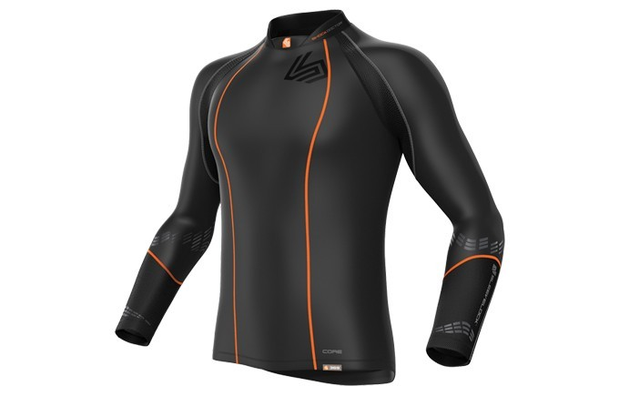 SHOCK DOCTOR Core Youth Compression Shirt 369