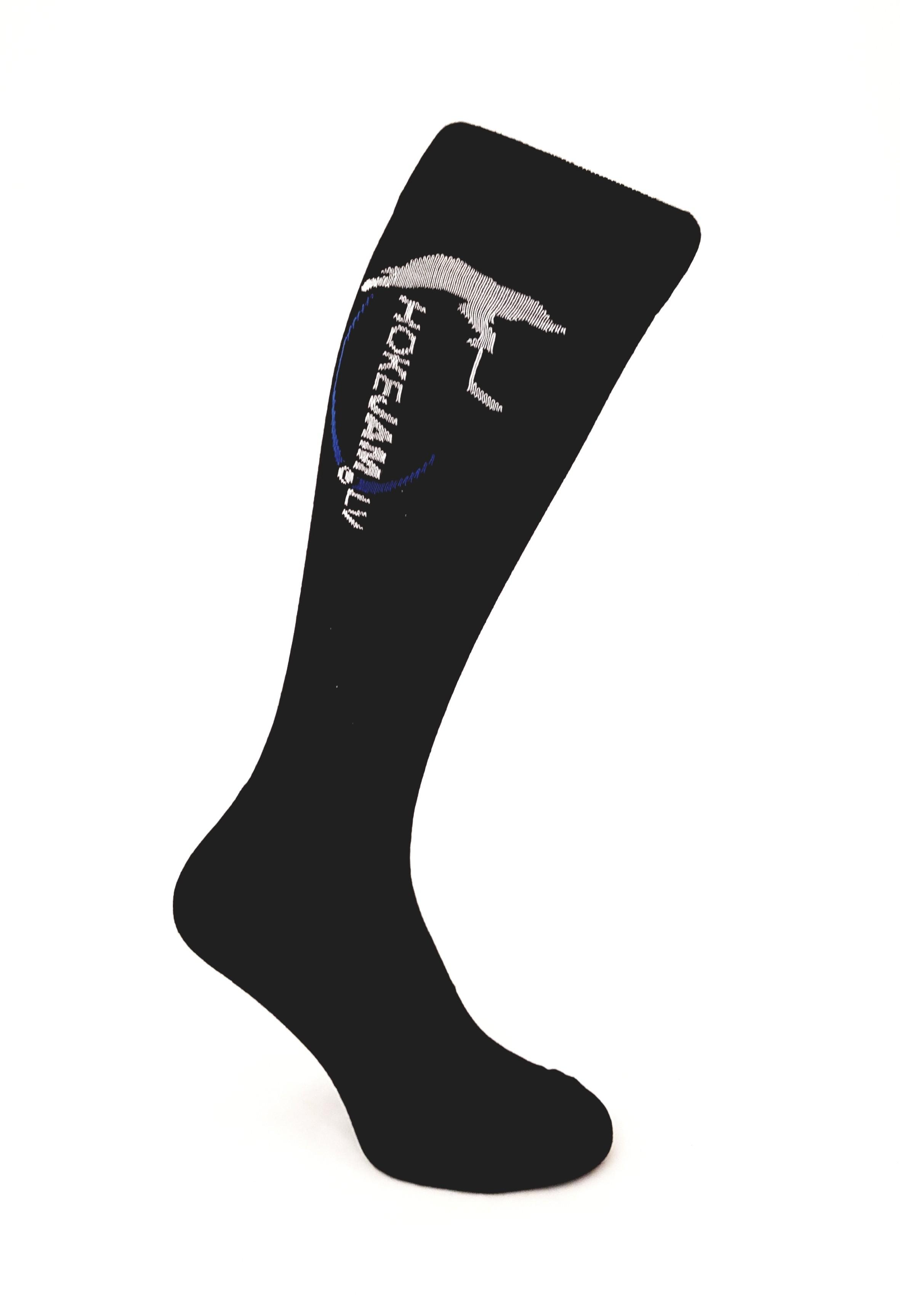 HOKEJAM.LV Senior Long Skate Socks