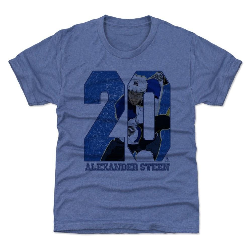 500 LEVEL Alexander Steen Adult T-Shirt