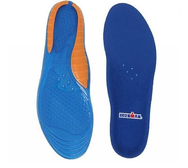 IRONMAN Trim To Fit Spenco Gel Performance Insole Pair