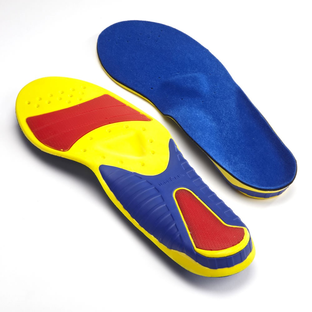 IRONMAN Performance Gel Insoles