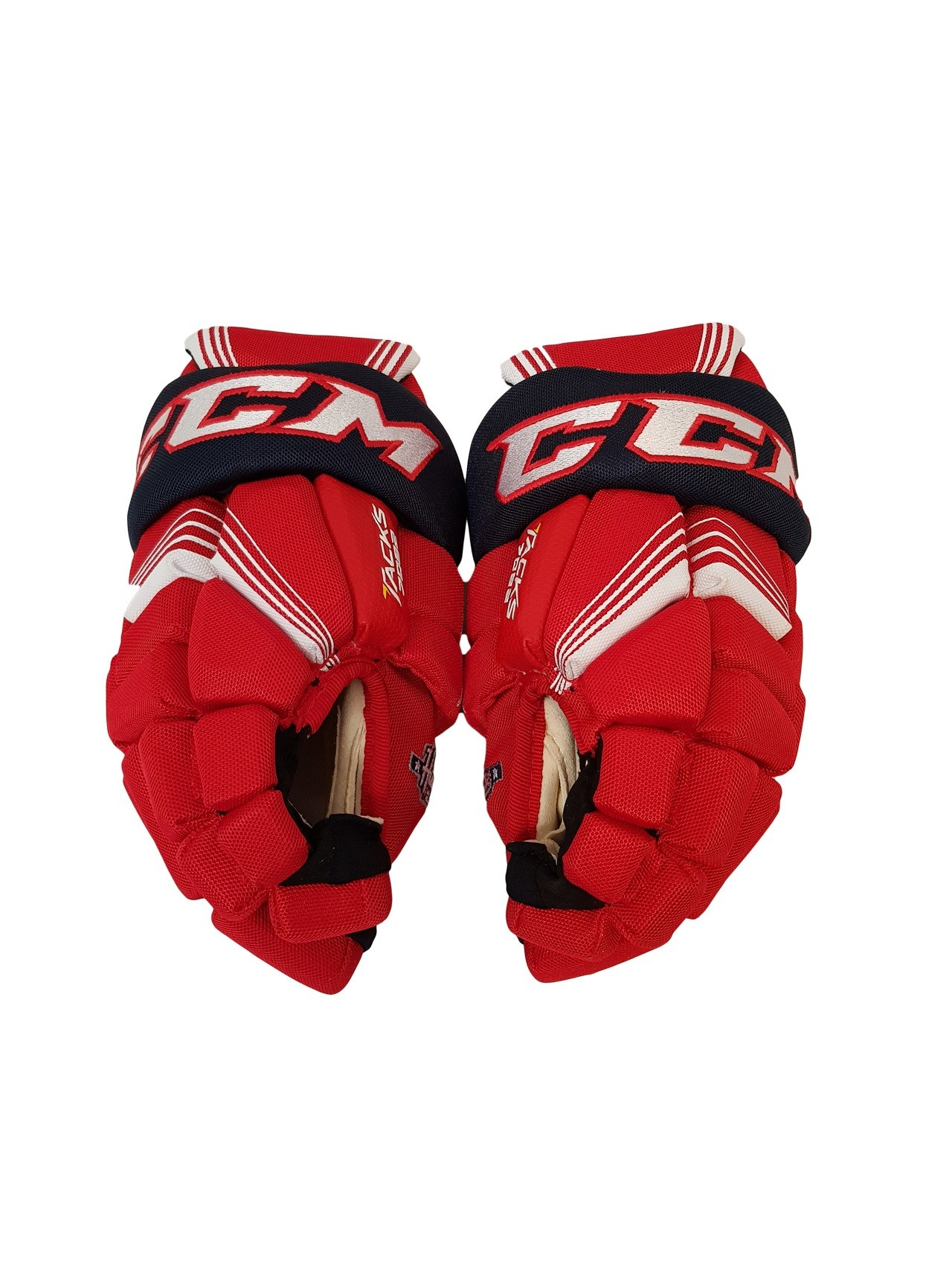 CCM Tacks 7092 HC Huddinge PRO STOCK Junior Ice Hockey Gloves