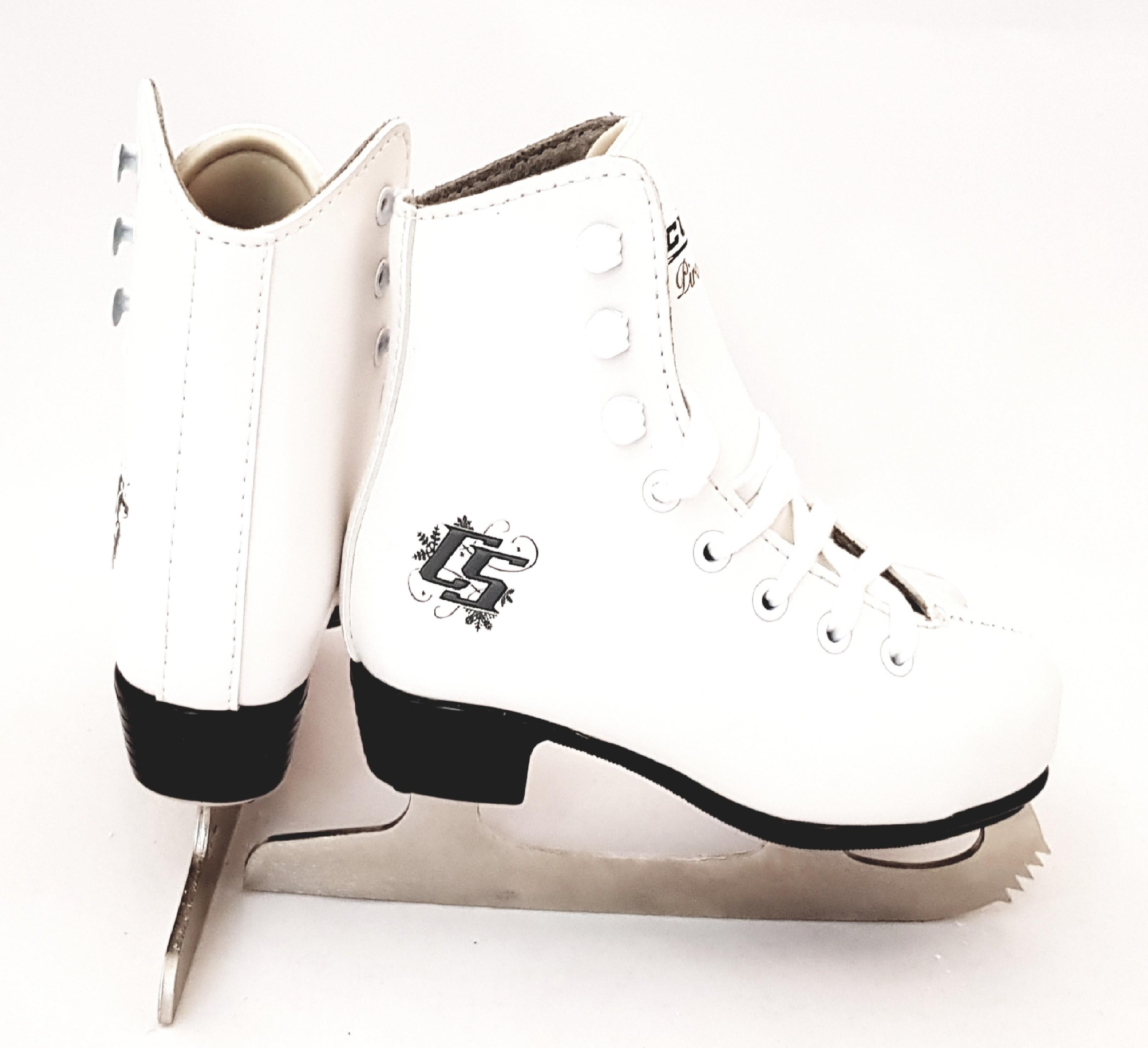 CCM Pirouette Girl's Figure Skates