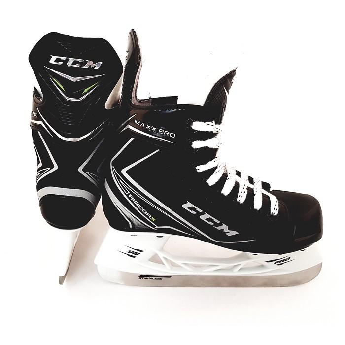 CCM Ribcor Maxx Pro Youth Ice Hockey Skates