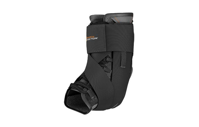 SHOCK DOCTOR Ultra Wrap Lace Ankle Support 851