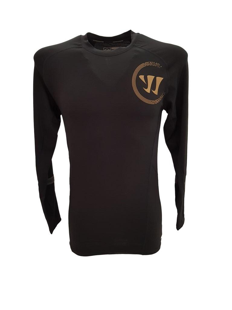 WARRIOR Dynasty LS Senior Long Sleeve Compression Shirt