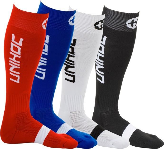UNIHOC Tillb Strumpa Badge Junior Socks