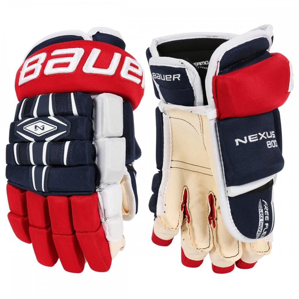 Bauer Nexus 800 Junior Ice Hockey Gloves