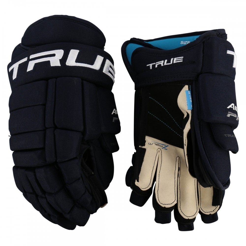 TRUE A6.0 Pro ZPalm Senior Ice Hockey Gloves