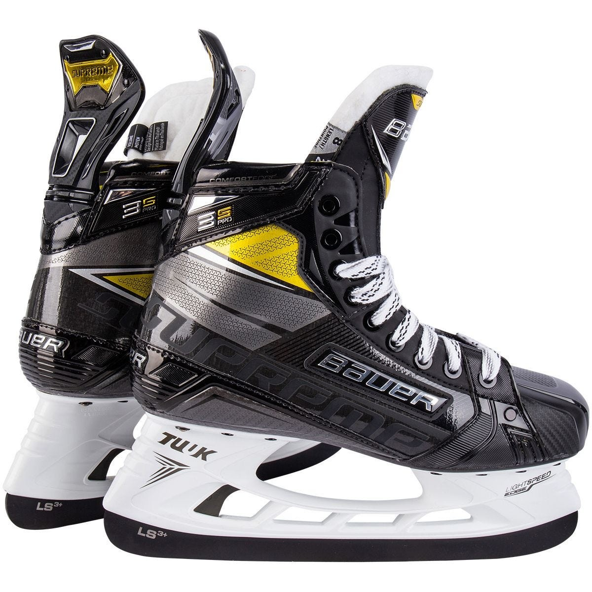 BAUER Supreme 3S Pro S20 Junior Ice Hockey Skates