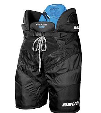 Bauer Nexus 1000 Velcro Senior Ice Hockey Pants
